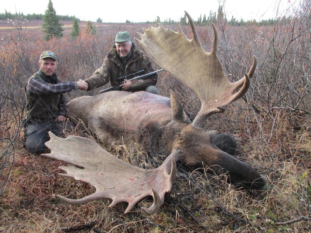 canada hunting