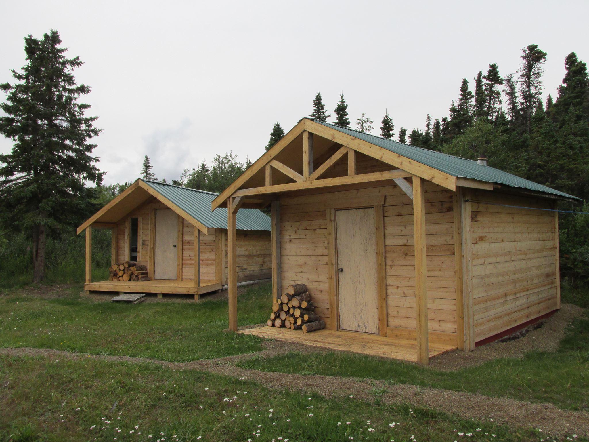 hunting bc cabins