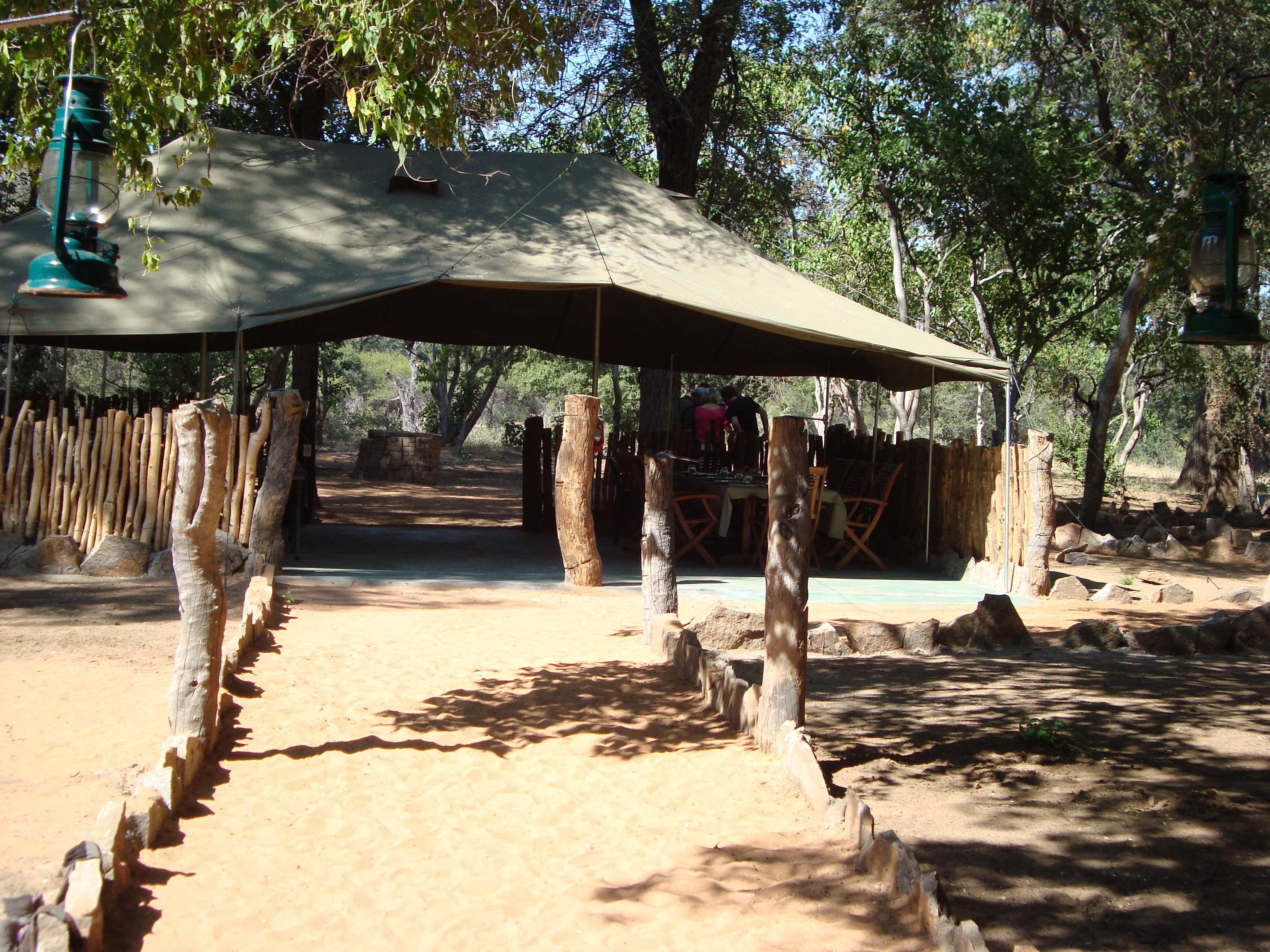 south africa hunting camp 2