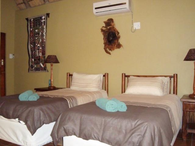 cape buffalo hunting accommodations 2