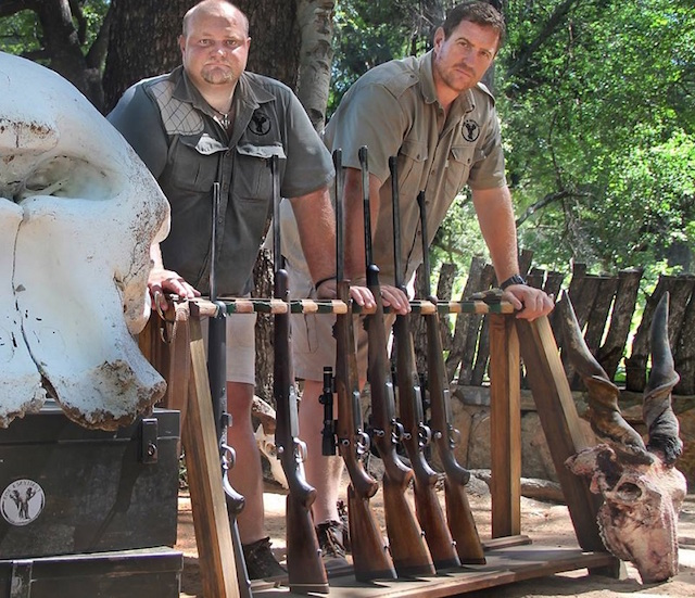 cape buffalo hunting guides