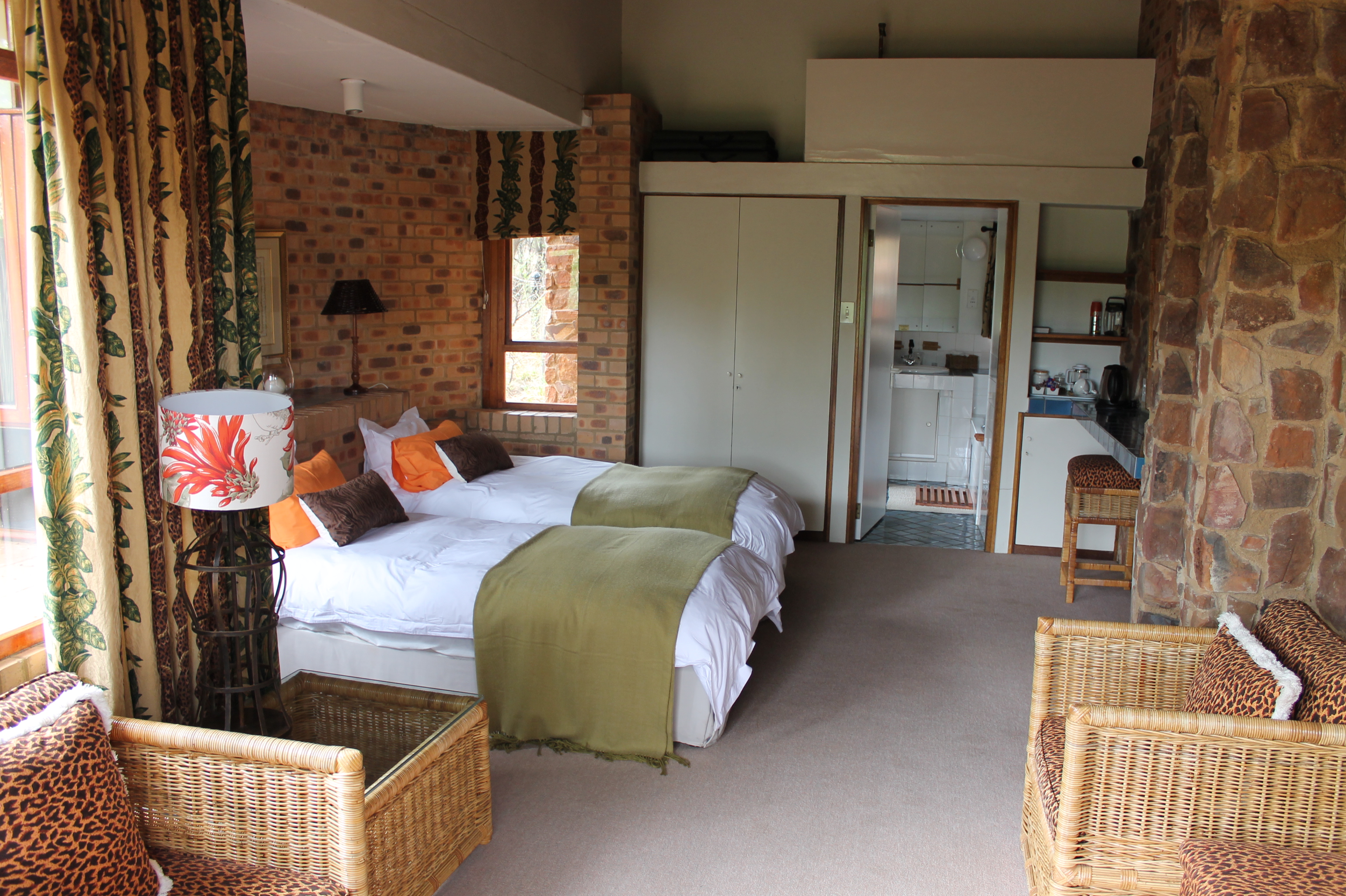 south africa hunting accommodations gauteng 2