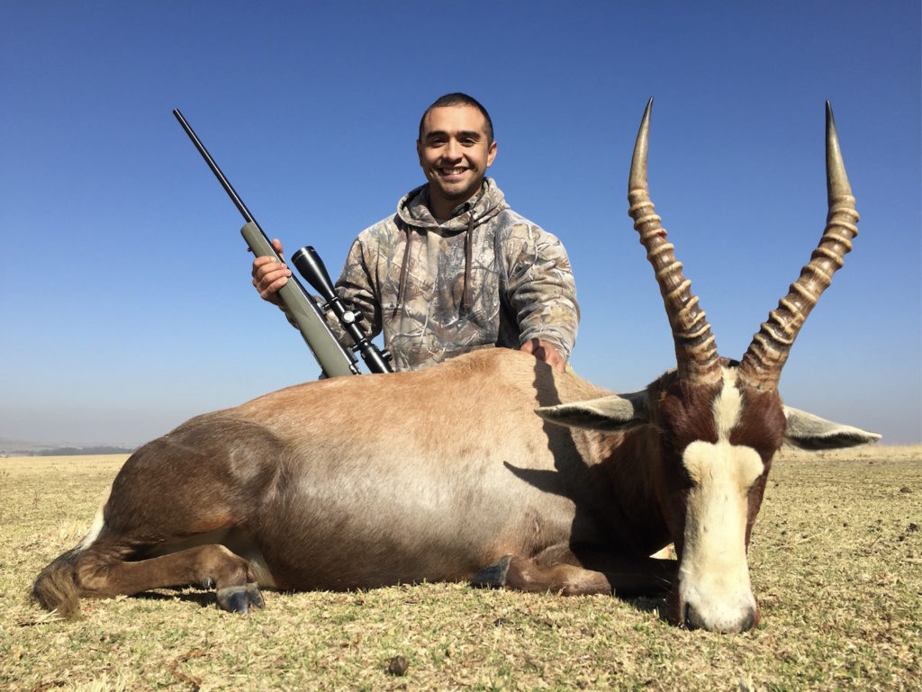 blesbok hunting in south africa august 2016 1