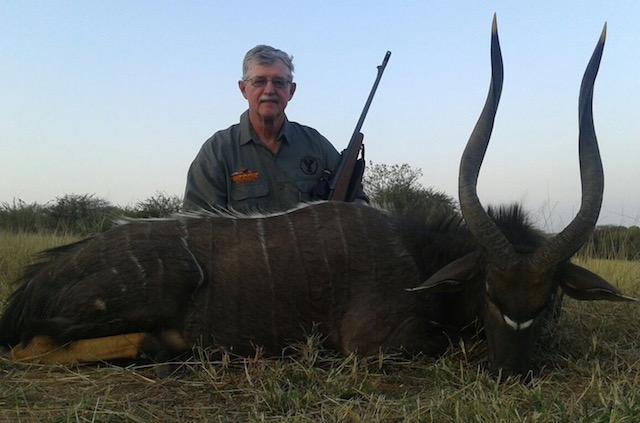 nyala hunting july 2017