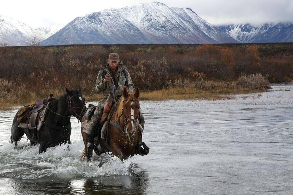 big game hunting adventures horses 1