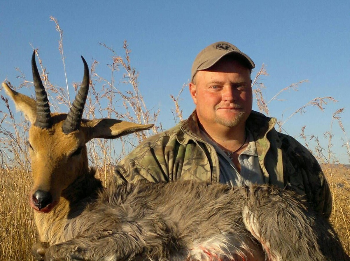 trophy mountain reedbuck hunting in south africa 2