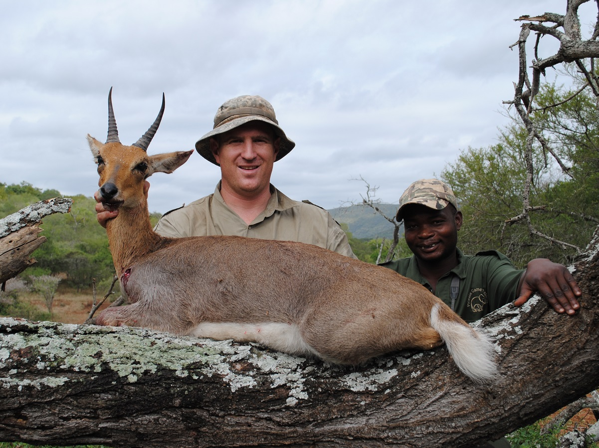 trophy mountain reedbuck hunting in south africa 5