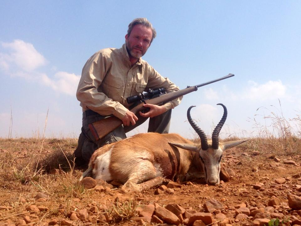 trophy springbok hunting in south africa 2