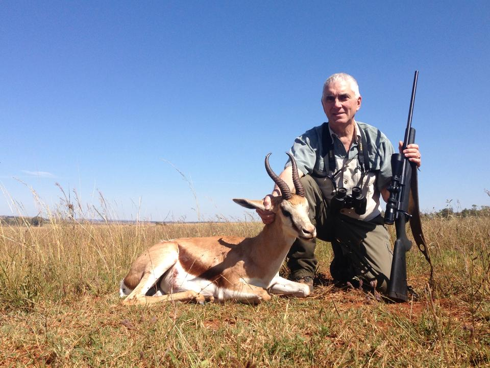 trophy springbok hunting in south africa 4