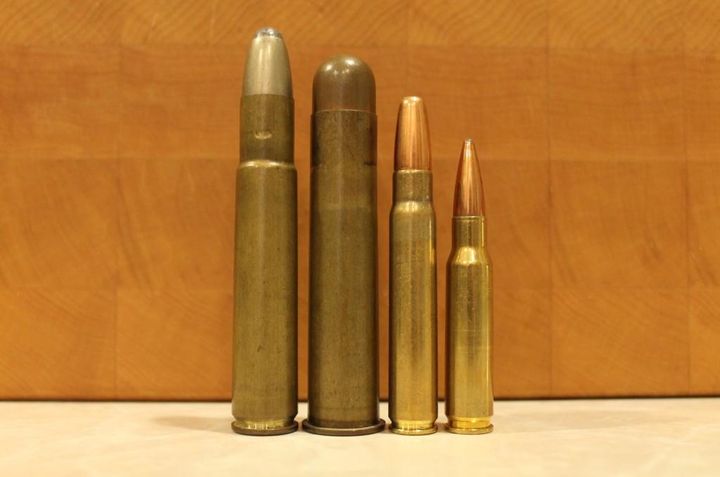 Best Caliber For An African Safari Hunt bullets