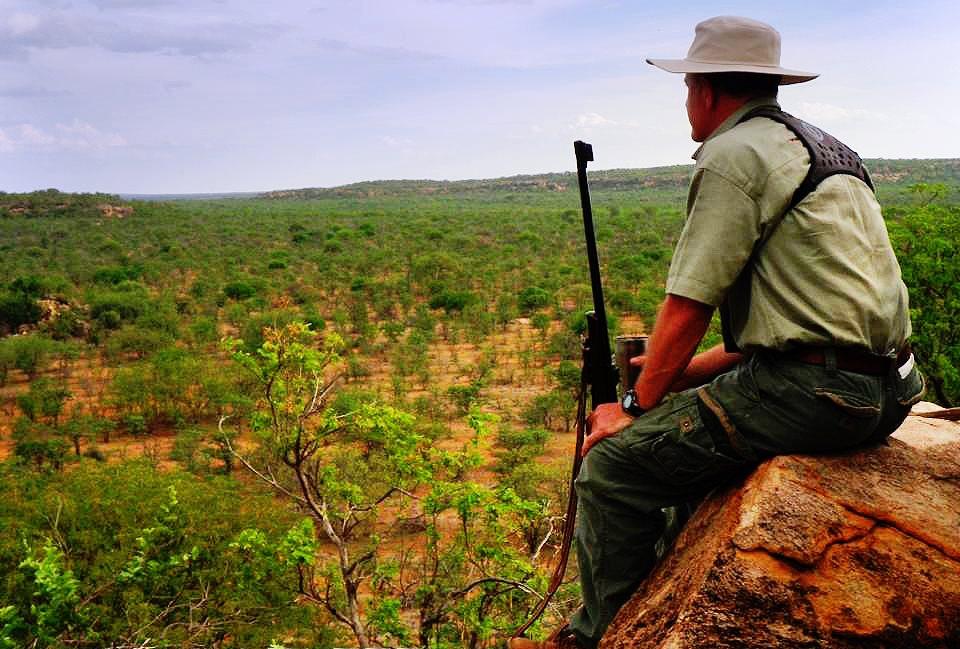 big game hunting adventures south africa landscape