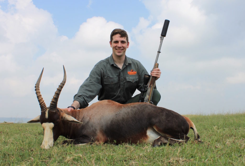 blesbok hunting in south africa march 2016