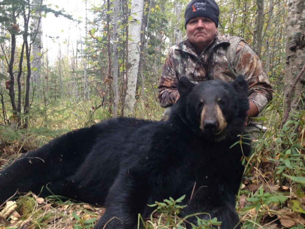 Trophy Alberta Bear Hunts 1