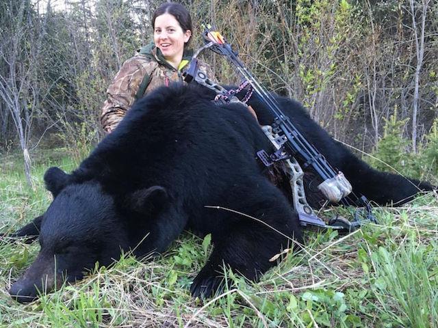Trophy Alberta Bear Hunts 2017