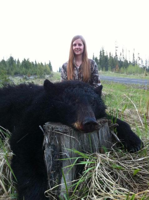 Trophy Alberta Bear Hunts 3