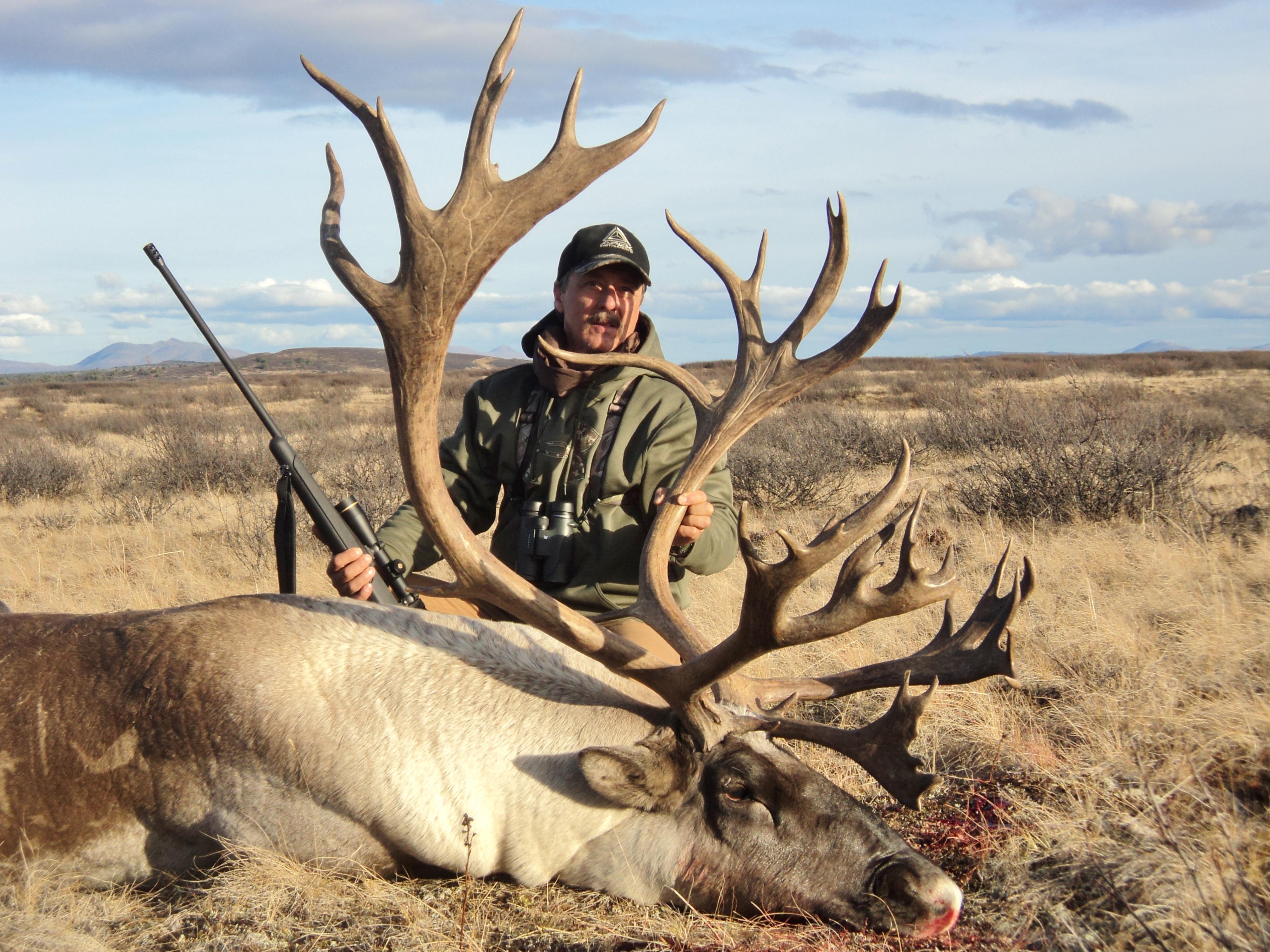 caribou hunting in british columbia 6