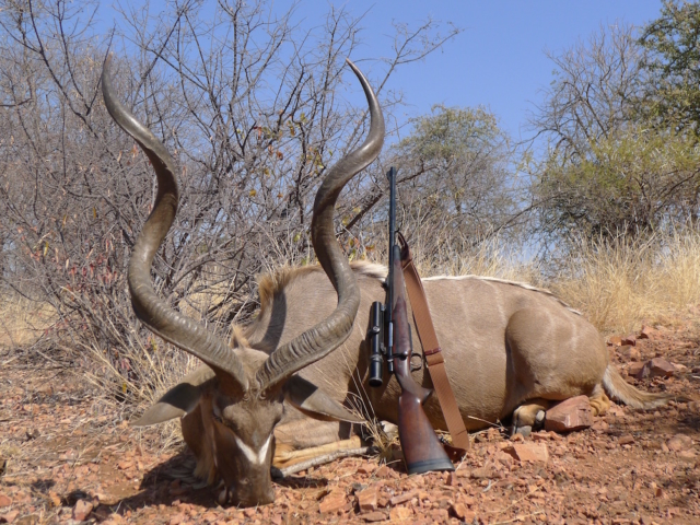 kudu hunting in south africa 1