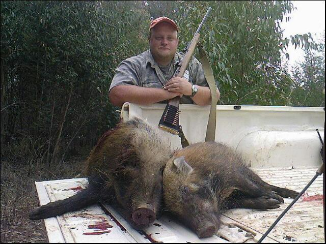 bushpig hunting south africa 4