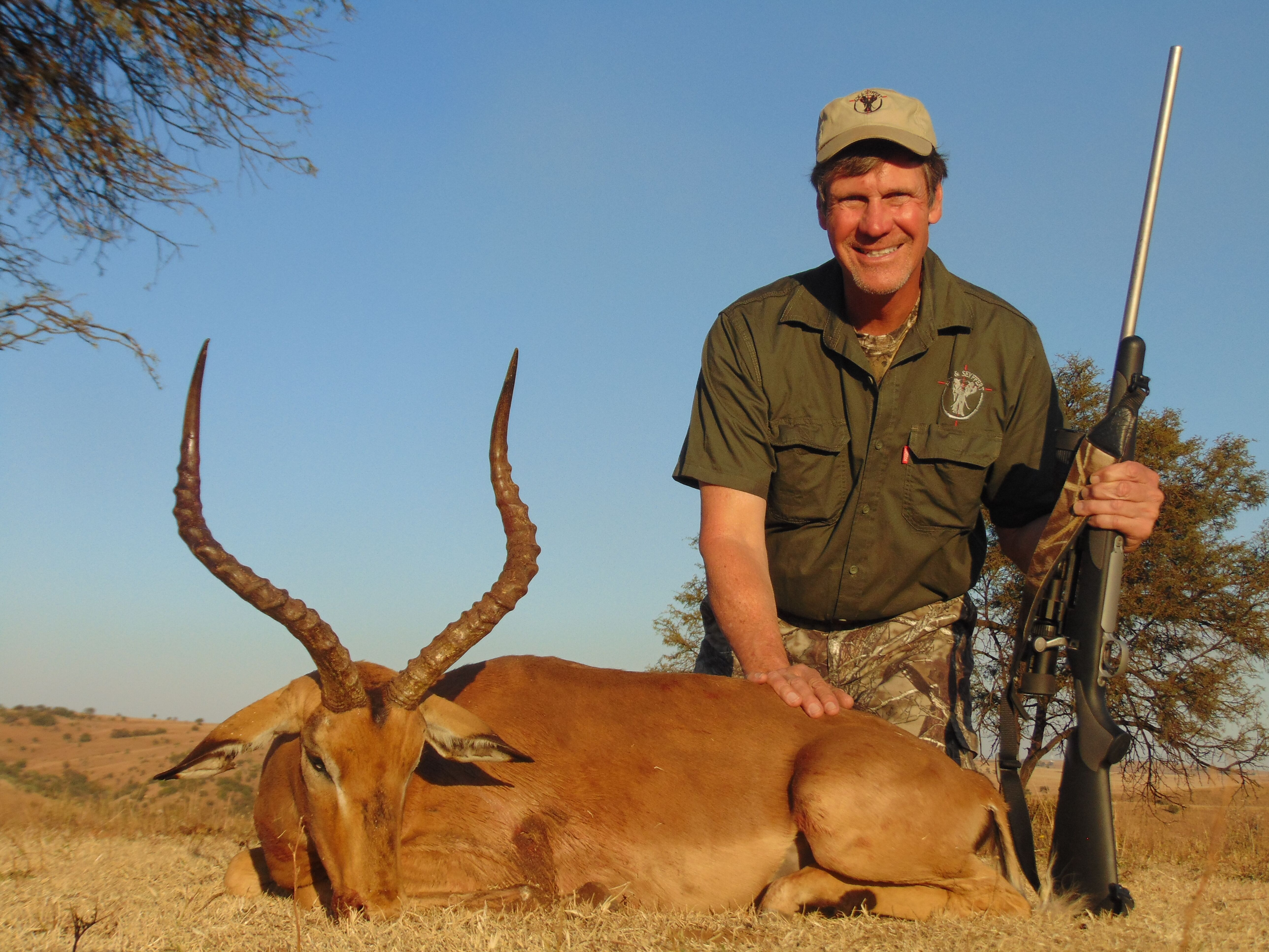 impala hunting in south africa 3