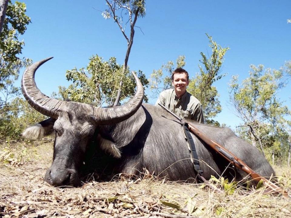 Water Buffalo hunting trips - BookYourHunt.com